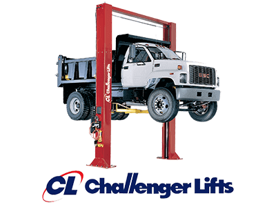 Mobile Mechanical's line of Automotive Lifts