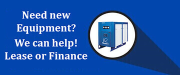 Air Compressor Leasing & Financing