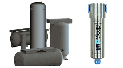 Mobile Mechanical's Air Tanks & Air Filters